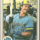 ROBIN YOUNT 1983 Fleer #51.  BREWERS