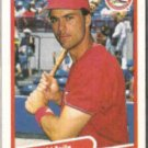 TODD ZEILE 1990 Fleer Rookie #265.  CARDS