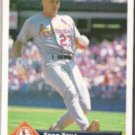 TODD ZEILE 1993 Donruss #20.  CARDS