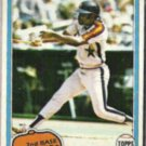 JOE MORGAN 1981 Topps #560.  ASTROS