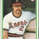 JERRY REMY 1978 Topps #478.  ANGELS