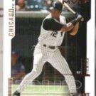 CHRIS SINGLETON 2000 Upper Deck MVP #209.  WHITE SOX