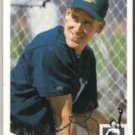 BJ SURHOFF 1994 UD CC Silver Sig. Insert #469.  BREWERS