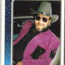 HANK WILLIAMS Jr. 1992 Sterling Country Gold #54.