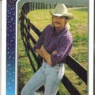 ALAN JACKSON 1992 Sterling Country Gold #50.