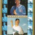 VERNON WELLS 1998 Topps Draft Picks #247.  BLUE JAYS