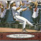 GARY SHEFFIELD 1996 Upper Deck #340.  MARLINS