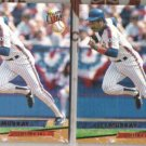 EDDIE MURRAY (2) 1993 Fleer Ultra #78.  METS