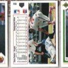 DAVE PARKER (3) 1991 Upper Deck #733.  ANGELS