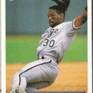 TIM RAINES 1993 Donruss #565.  WHITE SOX