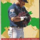 MANNY RAMIREZ 1995 UD CC International #329.  INDIANS