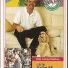 LARRY WALKER 1993 Milk Bone #15 of 20.  EXPOS