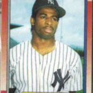 DEION SANDERS 1990 Topps RC #61.  YANKEES
