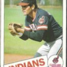 MIKE HARGROVE 1985 Topps #425.  INDIANS