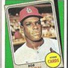 BOB GIBSON 1988 Topps TBTC #664.  CARDS