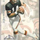 KEN ANDERSON 1994 Ted Williams Staubach's #13.  BENGALS