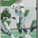 TROY AIKMAN 1991 Fleer Ultra #162.  COWBOYS