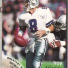 TROY AIKMAN 1996 Fleer #31.  COWBOYS