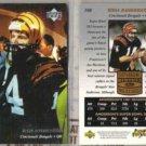 KEN ANDERSON (2) 1997 Upper Deck Super Bowl Memories. BENGALS