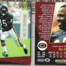 NEAL ANDERSON (2) 1993 Score Select #18.  BEARS