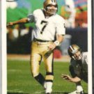 MORTEN ANDERSEN 1993 Bowman #262.  SAINTS