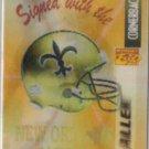 ERIC ALLEN 1995 Sport Flix #88.  SAINTS