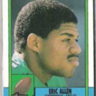 ERIC ALLEN 1990 Topps #87.  EAGLES