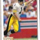 GARY ANDERSON 1992 Upper Deck #59.  STEELERS