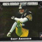 GARY ANDERSON 1994 Action Packed MNF #14.  STEELERS