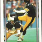 GARY ANDERSON 1992 Topps #242.  STEELERS