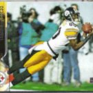 PLAXICO BURRESS 2004 Upper Deck #154.  STEELERS