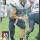 MARK BRUENER 1995 UD CC RC #20.  STEELERS