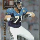 TONY BOSELLI 1996 Playoff Prime #053.  JAGUARS