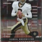 AARON BROOKS 2001 Playoff Absolute #54.  SAINTS