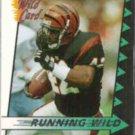 ERIC BALL 1992 Wild Card Running Wild Ins.  BENGALS