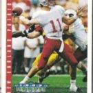 DREW BLEDSOE 1993 Score Rookie #308.  PATRIOTS
