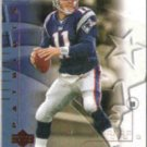 DREW BLEDSOE 2001 Upper Deck Ovation #54.  PATRIOTS