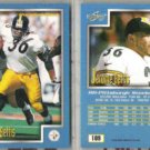 JEROME BETTIS (2) 1999 Score #109.  STEELERS