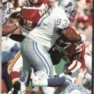 JERRY BALL 1991 Pro Set Platinum #35.  LIONS