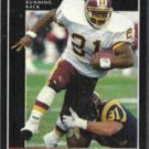 EARNEST BYNER 1992 Pinnacle #183.  REDSKINS