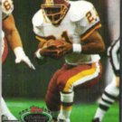 EARNEST BYNER 1993 Stadium Club #93.  REDSKINS