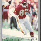 TIM BARNETT 1993 Fleer #331.  CHIEFS