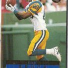 ISAAC BRUCE 1996 Fleer Ultra #131.  RAMS