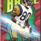 ISAAC BRUCE 1997 Skybox Impact #207.  RAMS