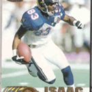 ISAAC BRUCE 1997 Pacific #339.  RAMS
