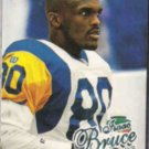 ISAAC BRUCE 1998 Fleer Ultra #127.  RAMS