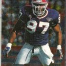 CORNELIUS BENNETT 1995 Fleer Metal #14.  BILLS