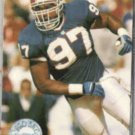 CORNELIUS BENNETT 1991 Pro Set Platinum #157.  BILLS