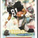 TIM BROWN 1996 Topps 1000 Yard Club #248.  RAIDERS