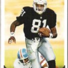 TIM BROWN 1993 Topps #628.  RAIDERS